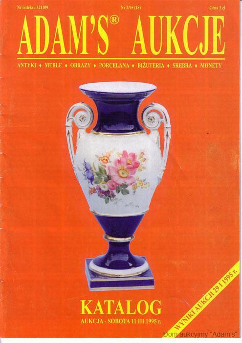 Katalog aukcyjny - antyki poznań