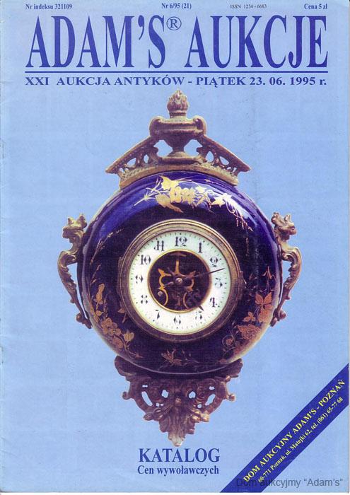 Katalog aukcyjny - starocie poznań