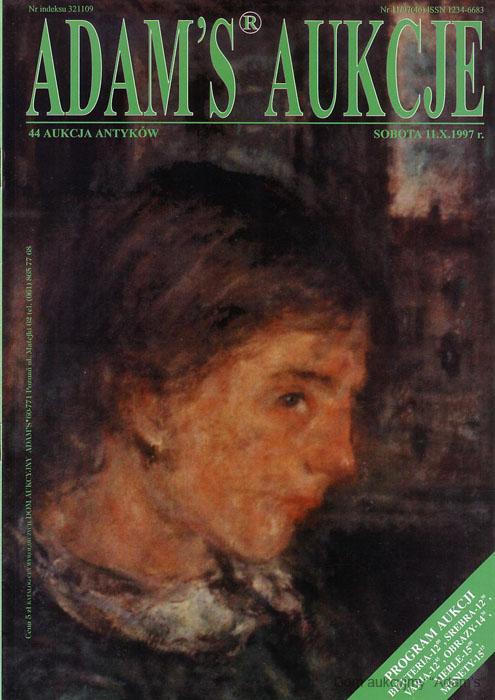 Katalog aukcyjny - aukcje dzieł sztuki poznań